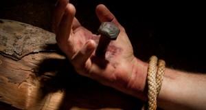 Jesus Nail-pierced Hand
